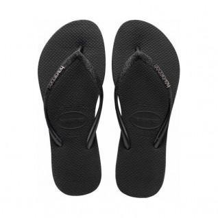 Women's flip-flops Havaianas Slim Sparkle