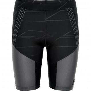 Women's compression shorts Newline black impact sprinters