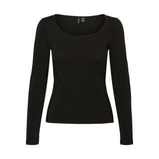 Women's round neck sweater Vero Moda vmmaxi my soft