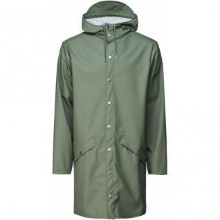 Long waterproof jacket Rains classique