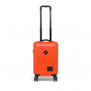 Suitcase Herschel trade carry on vermillion orange
