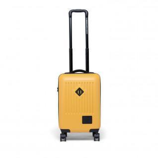 Suitcase Herschel trade carry on nugget gold/dark shadow