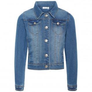 Girl's denim jacket Name it Nitstar Rika
