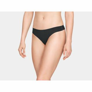 Set of 3 thongs for women Under Armour Pure Stretch