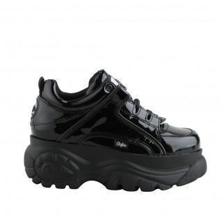 Women's shoes Buffalo London 1339-14 2.0 negro patent leather