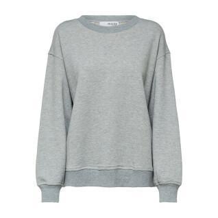 Sweatshirt woman Selected Stasie