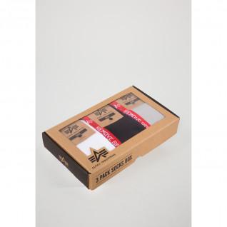 Socks Alpha Industries RBF Box