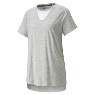 Women's T-shirt Puma Train Mesh