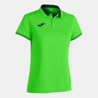 Women's polo shirt Joma Championship VI