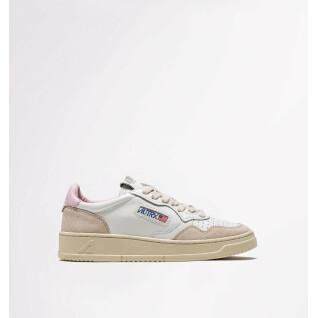 Women's sneakers Autry 01 write crack low