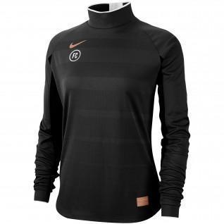 Sweatshirt woman Nike FC Dri-Fit