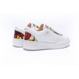 Shoes Wibes rétro floral thonal