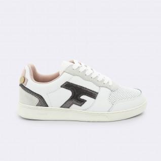 Women's sneakers Faguo hazel leather suede
