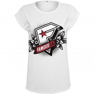 Women's T-shirt Famous Famous CA