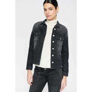 Women's denim jacket Le Temps des cerises lilly
