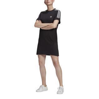 T-shirt dress Adidas Classics Roll-Up