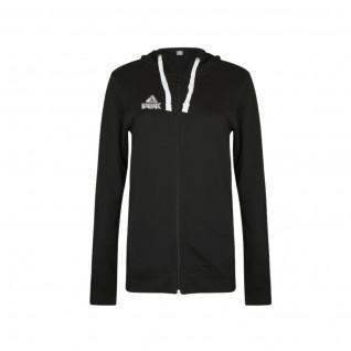 Sweatshirt woman Peak zip élite