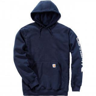 Hooded sweatshirt Carhartt Logo