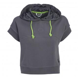 Sweatshirt woman Errea sport fusion top fleece