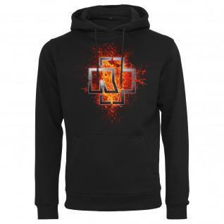 Hoodie Rammstein rammstein lava logo