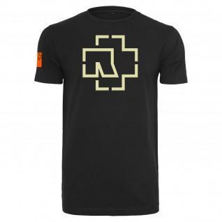 T-shirt Rammstein logo