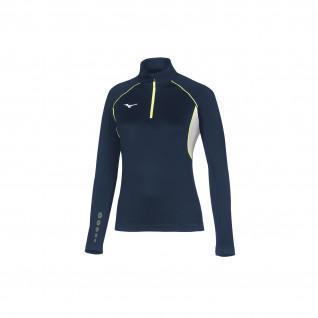 Women's premium sweatshirt Mizuno JPN warmer