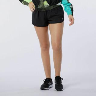 Women's shorts New Balance accelerate 2.13 cm