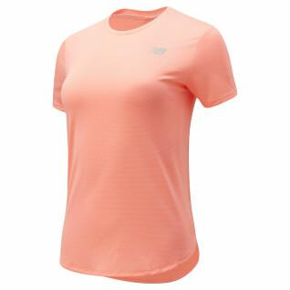 Women's jersey New Balance accelerate sleeve